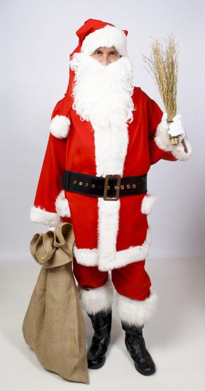 Santa Claus American 640