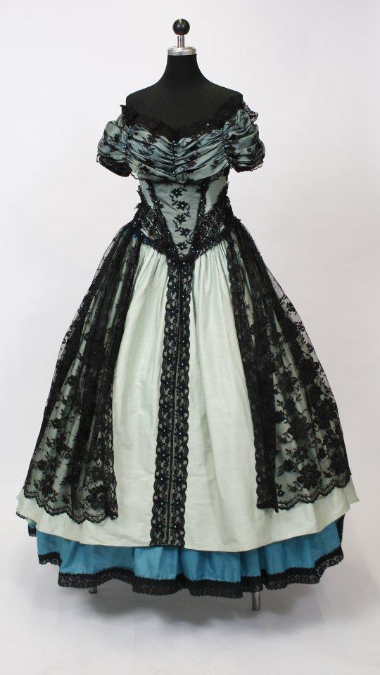 Sissi dress Mint