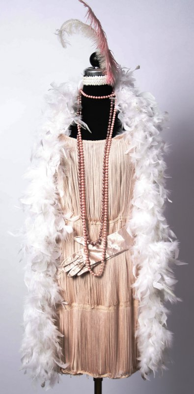 twenties dress rose kost me breuer renting costumes. Black Bedroom Furniture Sets. Home Design Ideas