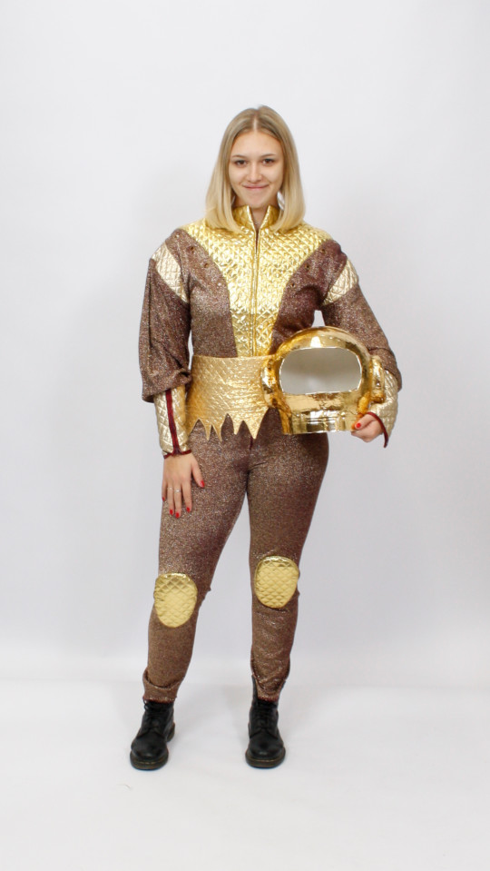 Astronaut gold
