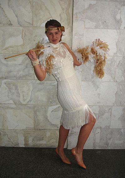 Zwanziger Jahre-Kleid 1421