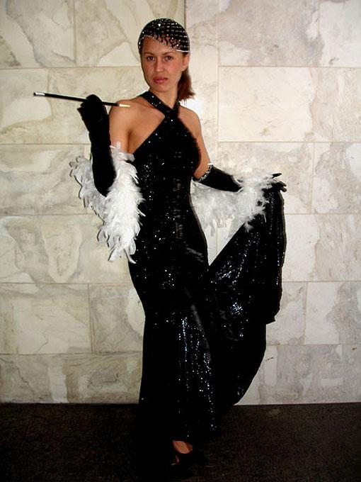 Zwanziger Jahre-Kleid 1425